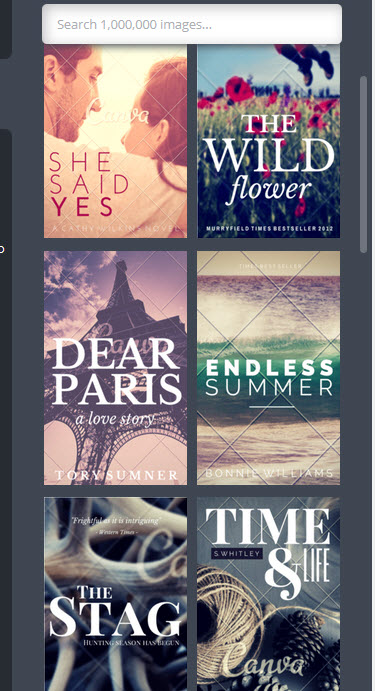 How To Make A Book Cover In Canva ~ How to make a book cover for using canva